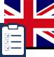 image drapeau anglais stylisé Test