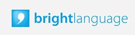 Logo formations Bright Language