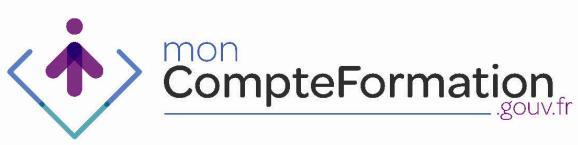 Logo mon compte formation cpf